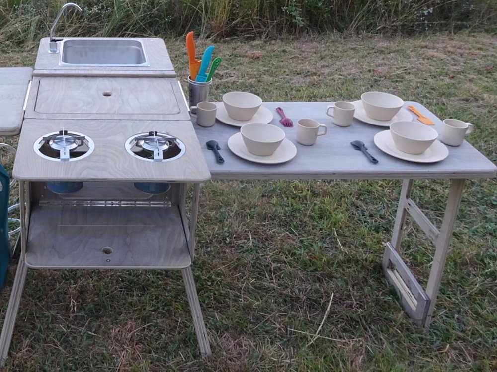 Univeral-Camp Kitchen-Fifth-Element-Camping