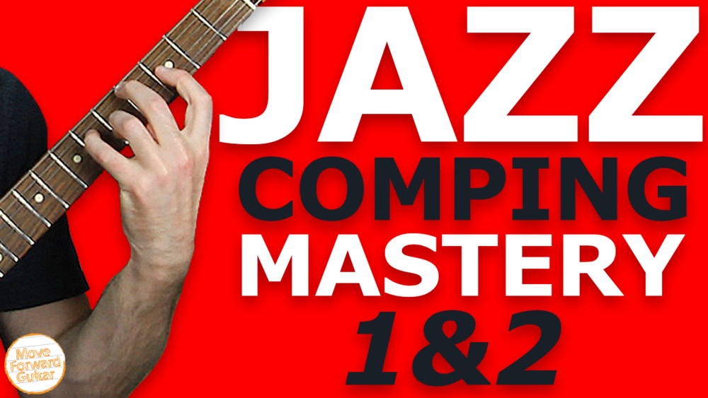 Jazz Comping Mastery 1 and 2 Bundle