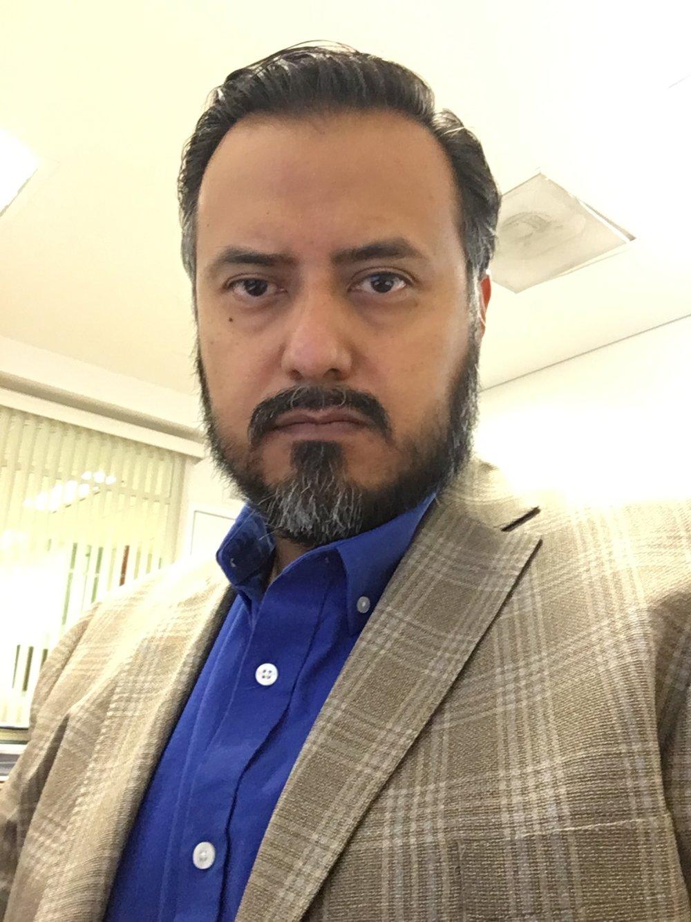 Dr.  Francisco García-Pastor  Email: francisco.garcia@cinvestav.edu.mx  Tel:+52 84 4438-9639