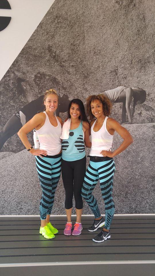 Nike Master Trainers & I