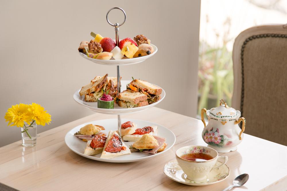 High Tea Sundays 12-5pm