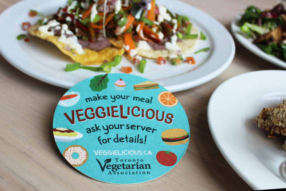Veggielicious May 6th-22nd