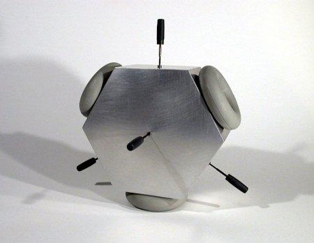 Spaceobject Prototype #3, 2003