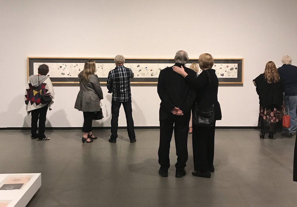 Turbulent Landings: The NGC 2017 Canadian Biennial , Art Gallery of Alberta, Edmonton, Alberta, curated by Catherine Crowston, Josee Drouin-Brisebois, and Jonathan Shaughnessy.