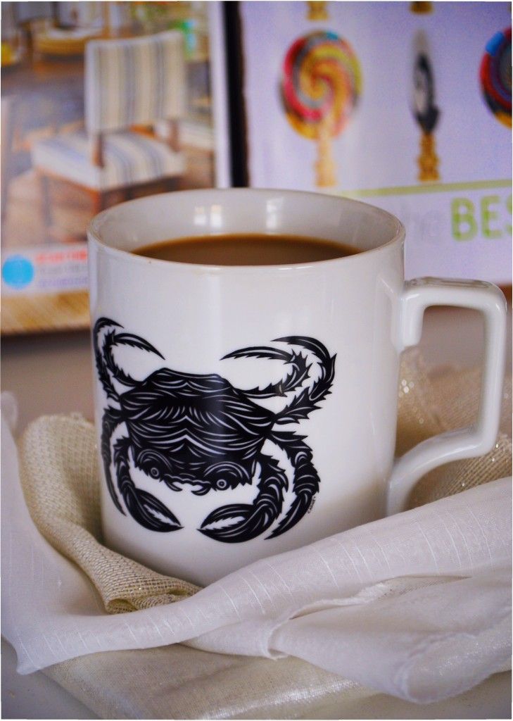 The last few weeks have flown by, but there are a lot of exciting things that have been happening with projects around Vermont and in Texas! Every morning has started out with at least two cups of coffee in my favorite zodiac mugs designed by Patch NYC for West Elm.