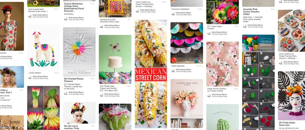 cinco de mayo pinterest board