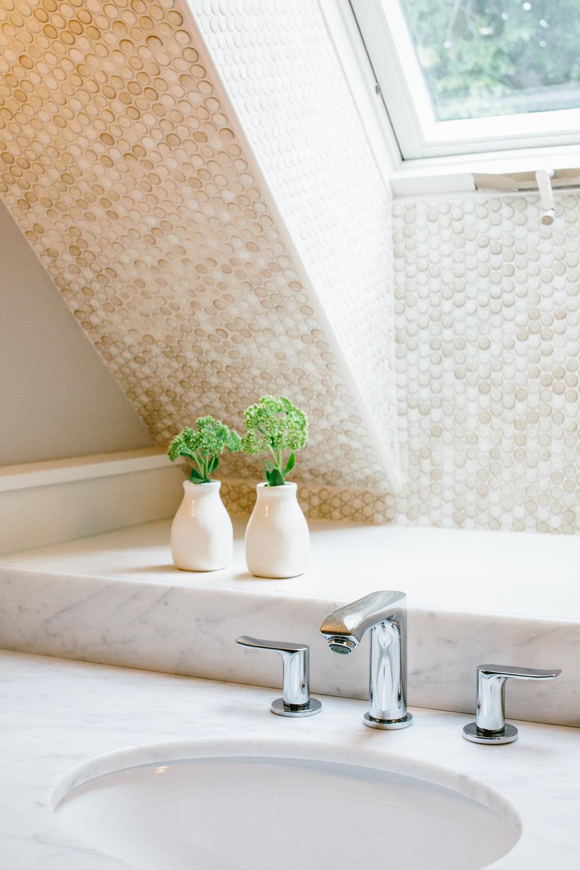 guest bathroom renovation vermont
