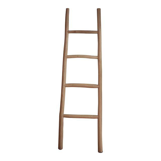 Decorative Wooden Ladder $180  was $200