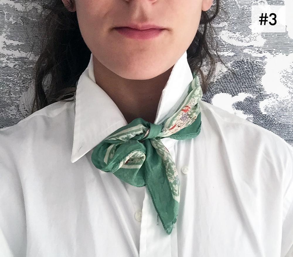 How to Wear a Handkerchief