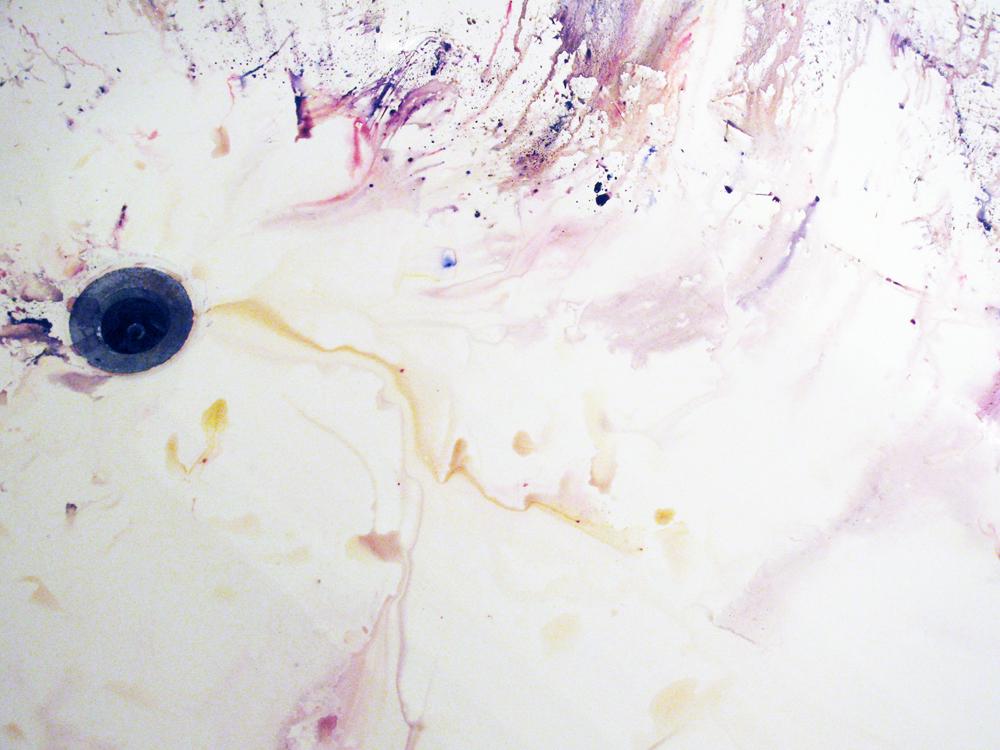 Dye Remnants