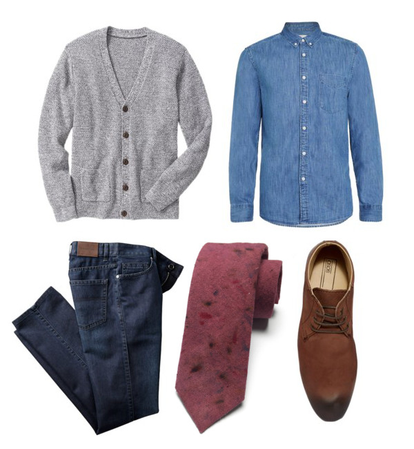SHIRT: Topman // CARDIGAN: GAP // JEANS: Harry Rosen // SHOES: ASOS