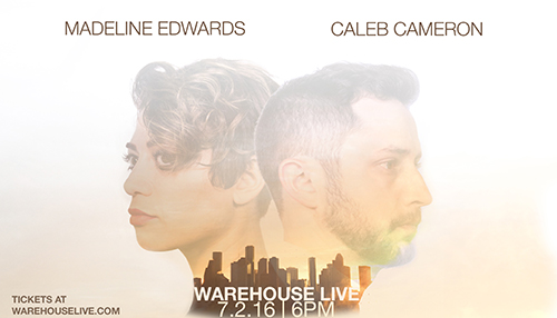 Madeline Edwards at Warehouse Live