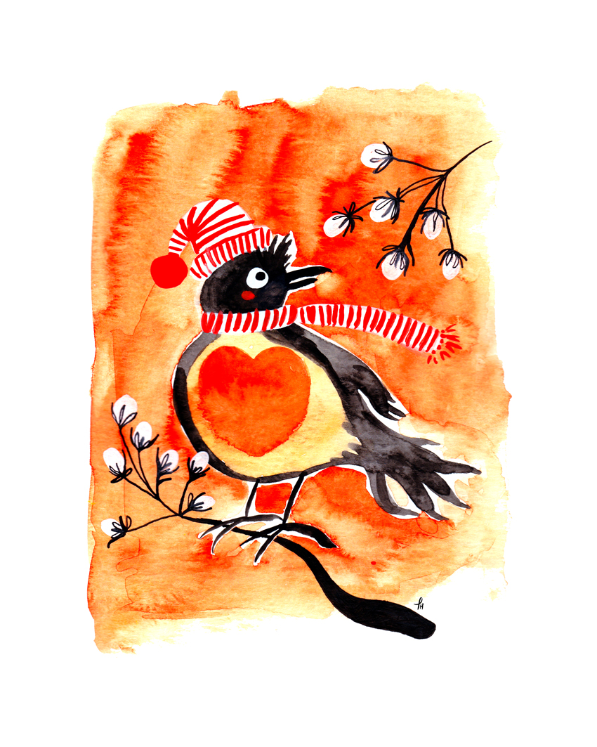 warm robin