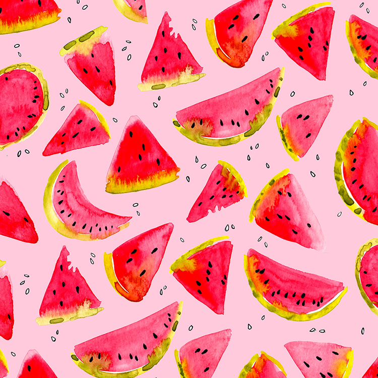 watermelon whimsy