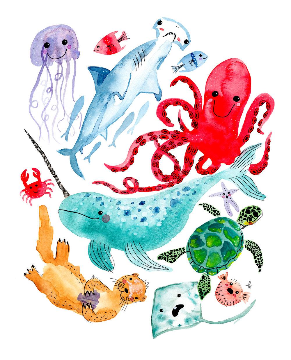 PatriceHorvath_OceanCreatures_web.jpg