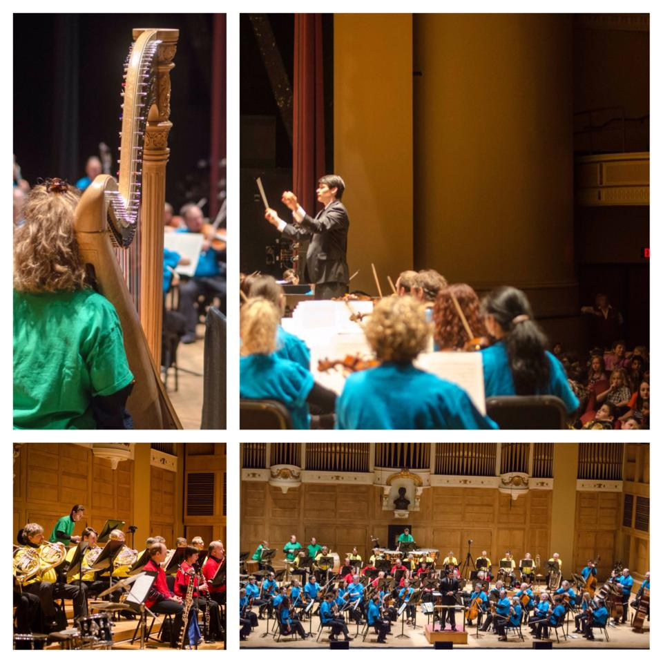 Portland Symphony Orchestra's Youth Concert on the Elements of Music