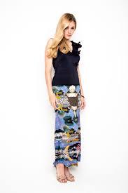 Time Maxi Skirt