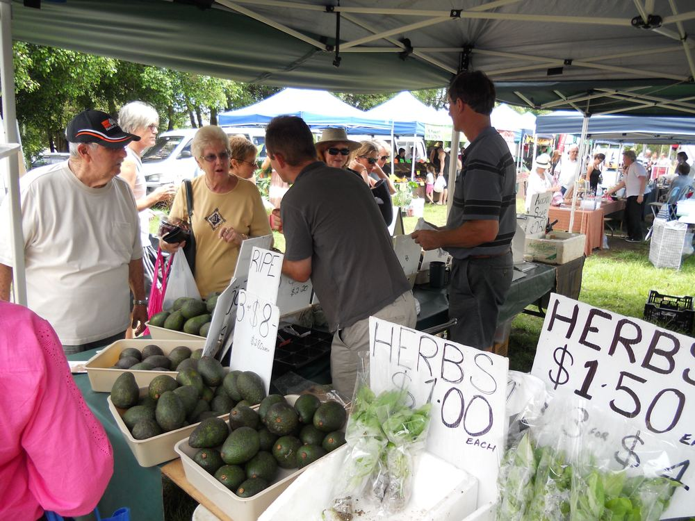 Farmer's Market Coolangatta