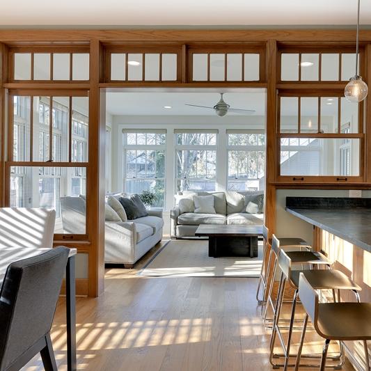 Linden Hills Interior Remodel