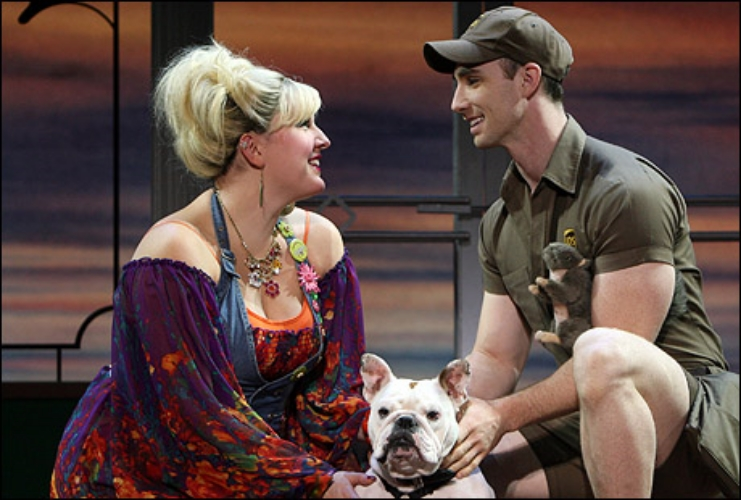 Legally Blonde 1st National Tour