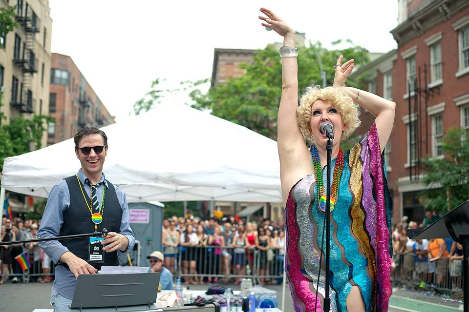 Gay Pride 2013 with Brian Nash. © Preston Burford .