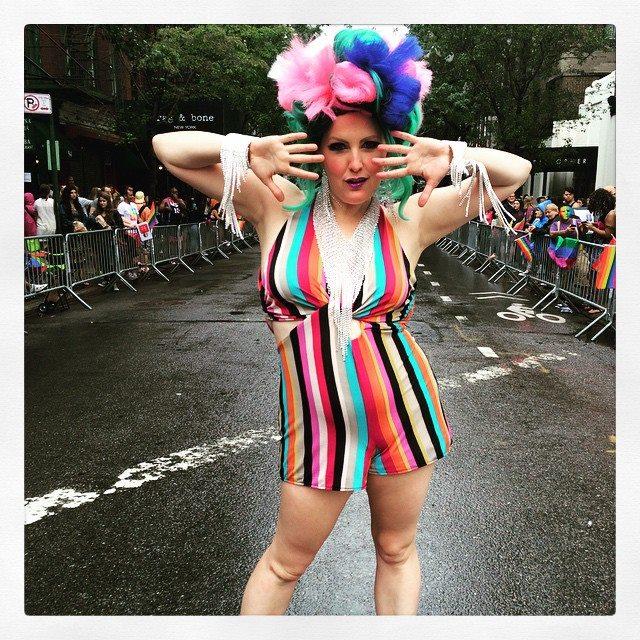 Gay Pride 2015. © Harris Doran .