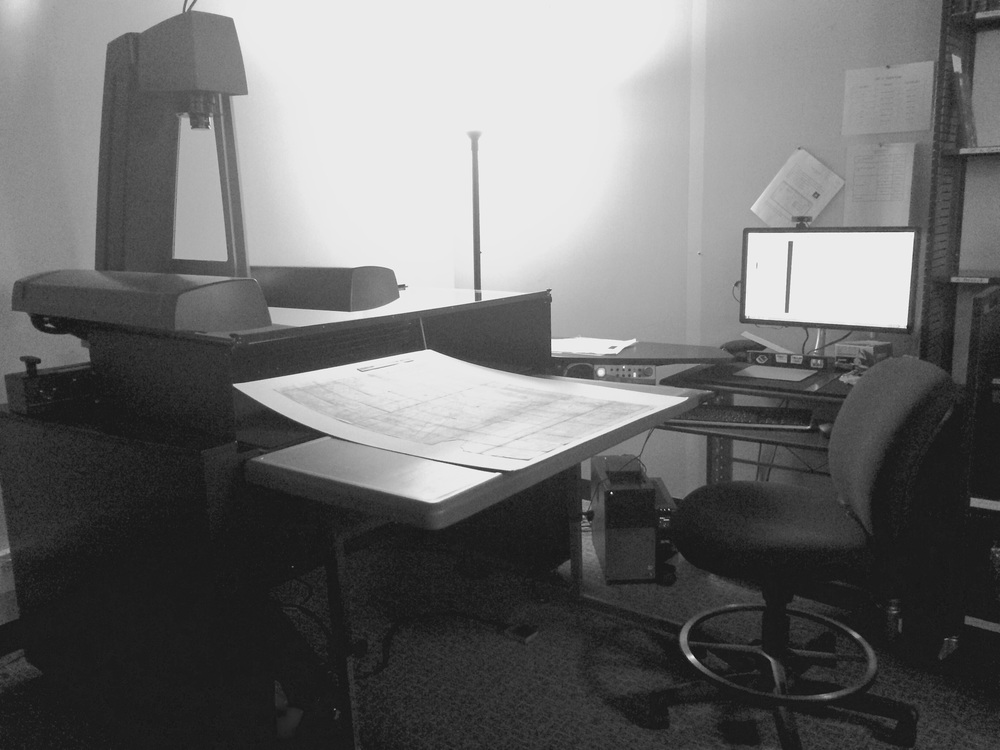 The setup.