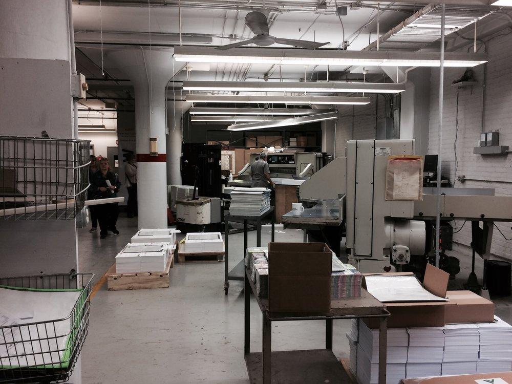 Palmer Printing
