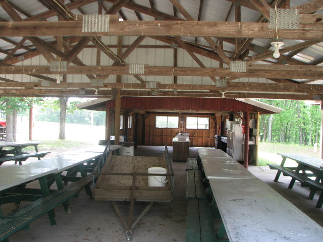 Cookhouse and Picnic Pavilion