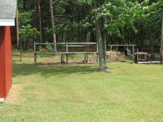 Archery Practice Range