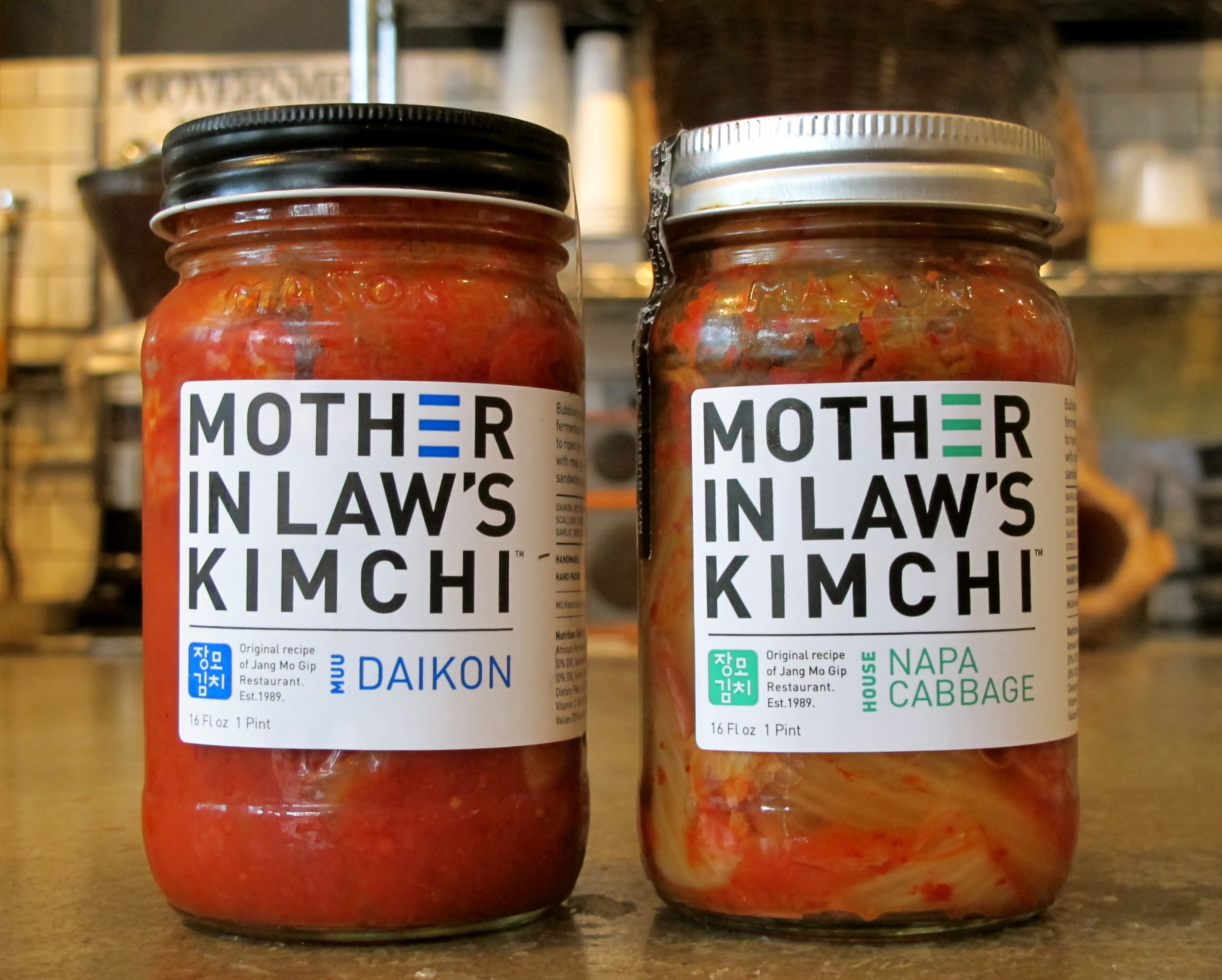 Mother In Law's Kimchi