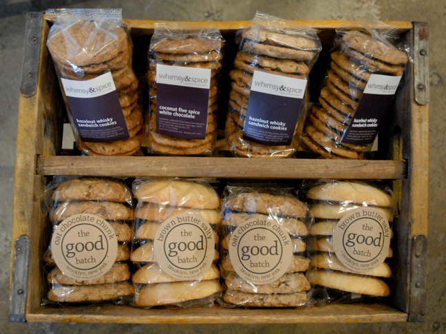 Whimsy and spice and the good batch cookies