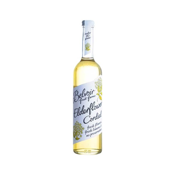 Belvoir Farms' Elderflower Cordial