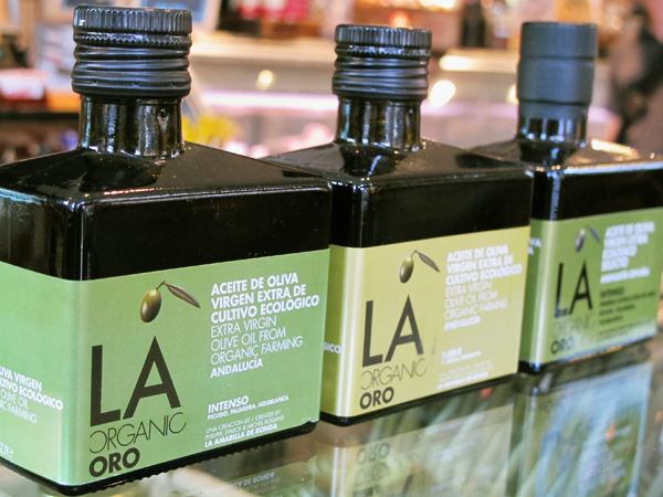 LA Organic Olive Oils and Vinegars