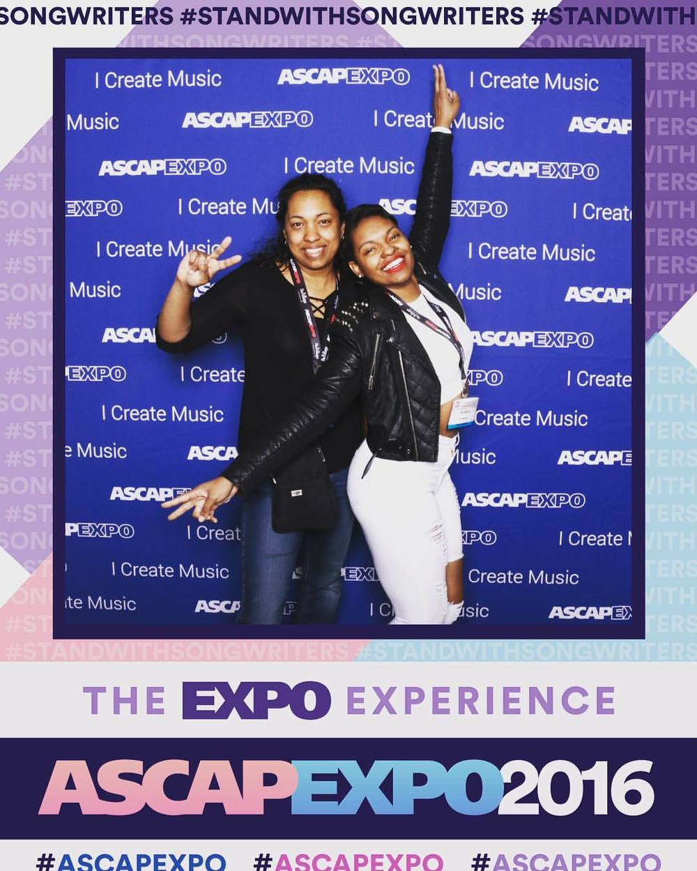 😝 #ASCAPEXPO #Songwriters (at Los Angeles, California)