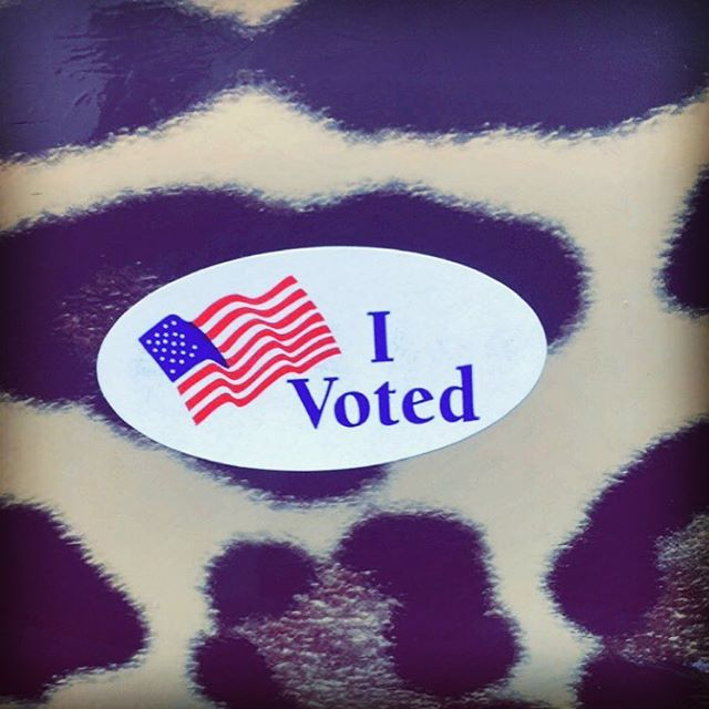 #IVoted Did u? #EarlyVoting2016