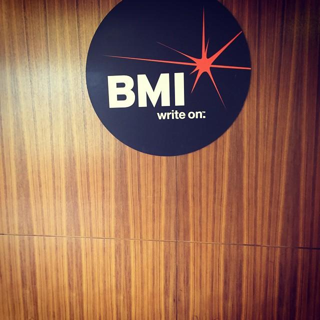 Stopped by @bmi #LA #BMI