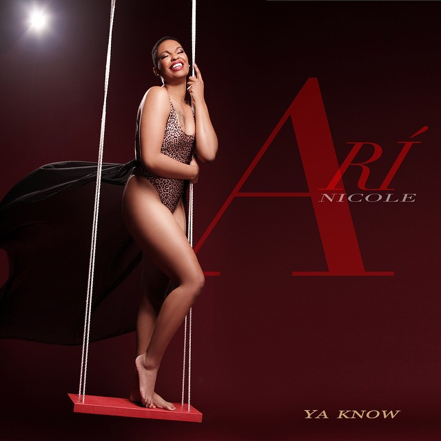 Happy #Ariuesday! My new single #YaKnow will release May 19, 2015!   #AriNicole #ANYaKnow #EandEMusicGroup