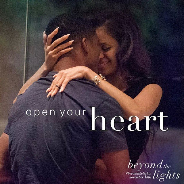 Just saw #BeyondTheLights and it is absolutely one of my favorite movies! It hit home in so many ways. A great movie and great cast! Its for sure a #MustSee