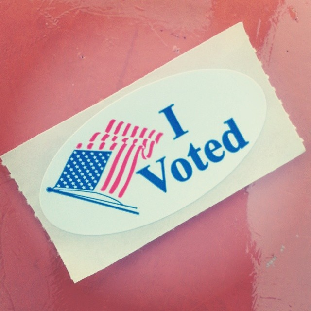 Yes I did! Marylanders go vote! #Vote