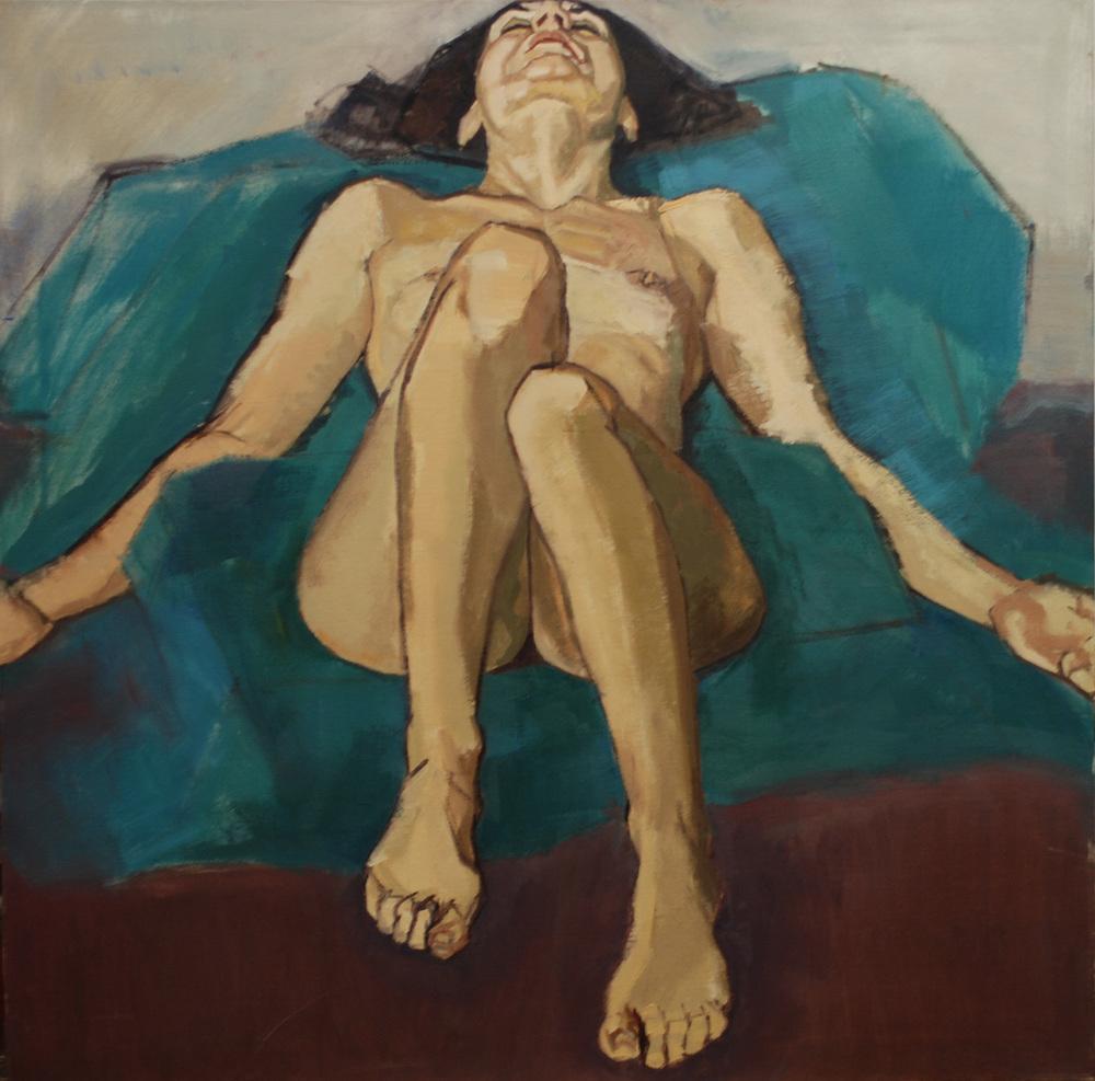 """""""Eve's Crucifixion (Nude)"""""""
