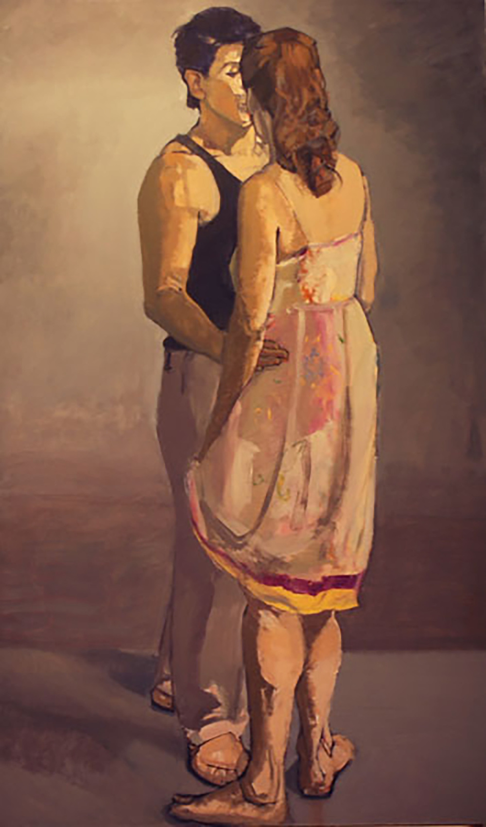 """Couple Dancing (Letitia & Estaban)"""