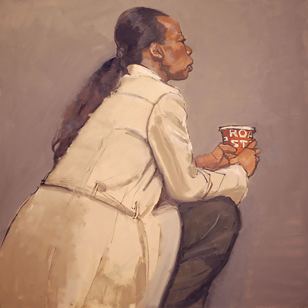 """""""Connie's Morning Coffee"""""""
