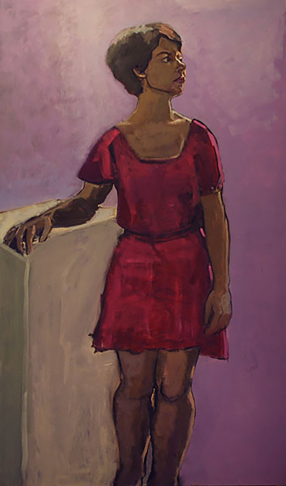 """Woman Standing"""