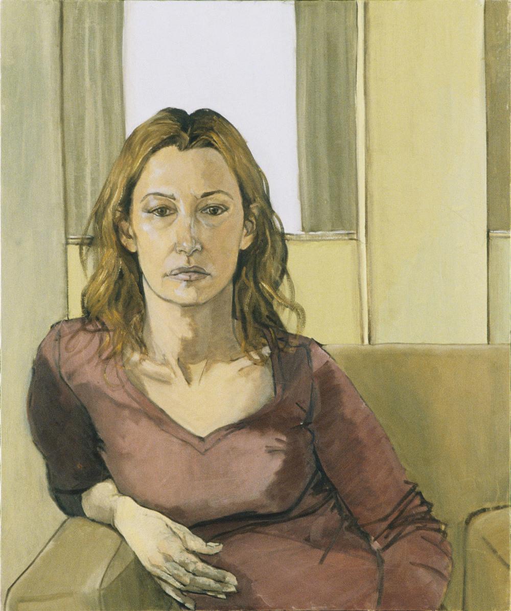 """""""Self Portrait in Front of Window"""""""