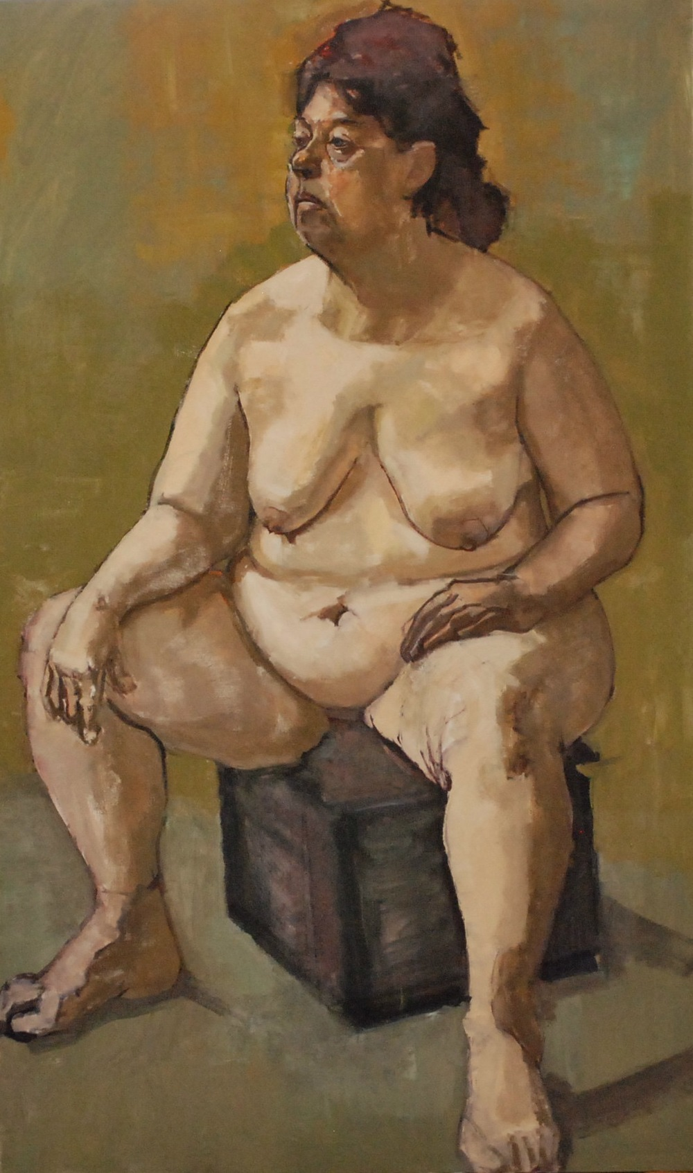 """Betty Nude"""