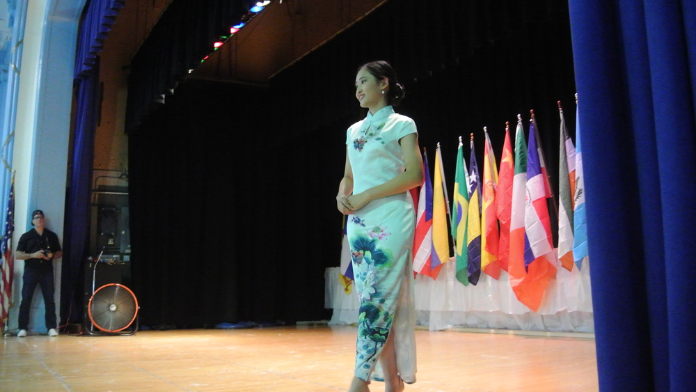 Queen Jessica Zhu (China)