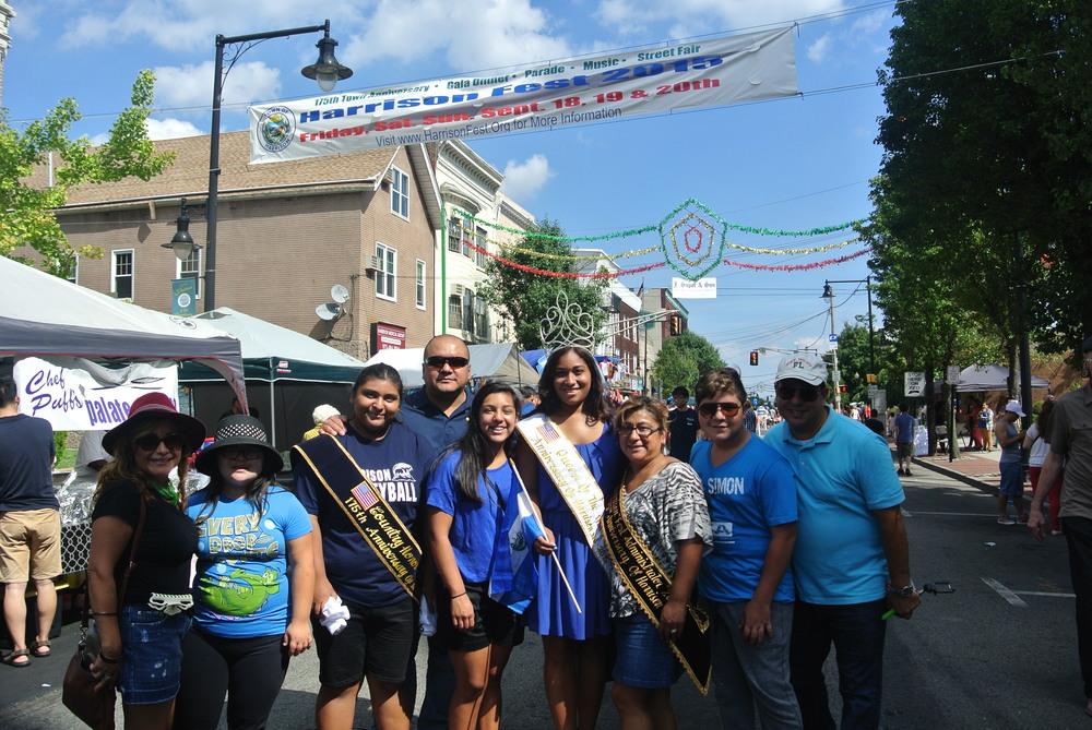 Alicia Monterosa & Family