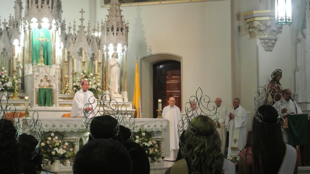 Bishop Manuel Aurelio Cruz