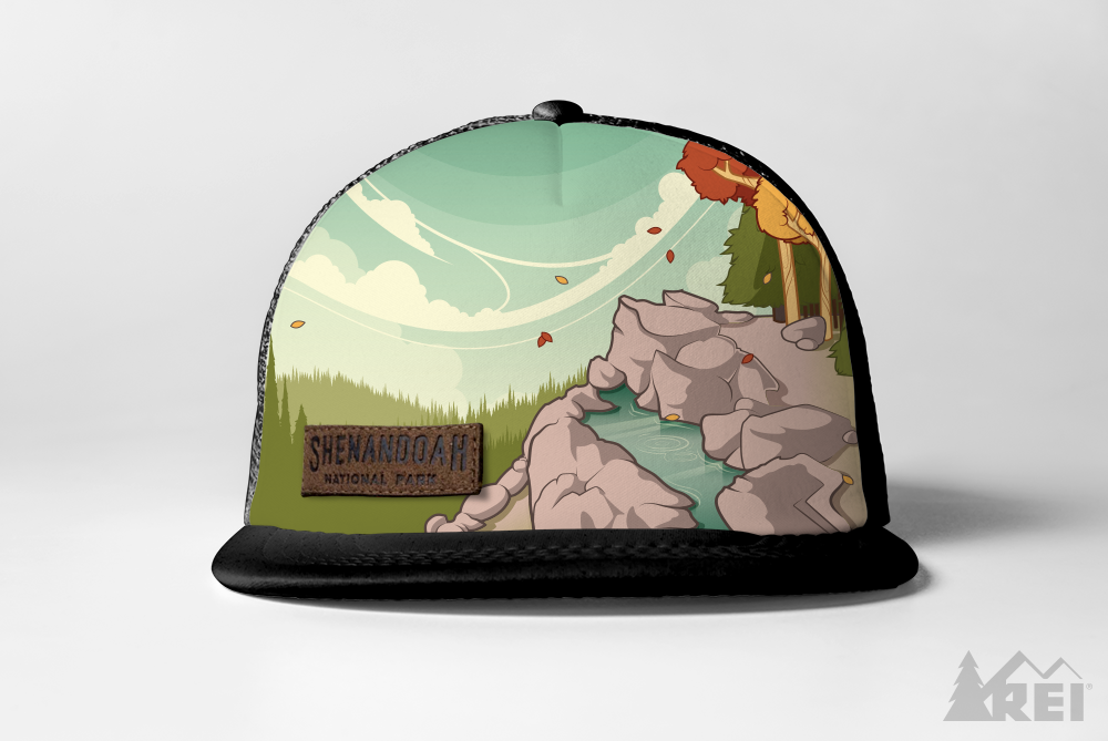 REI National Park Hats